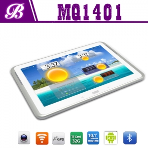 10.1 Android tablet pc 1G+8G MTK8382 Quad core 1280*800 IPS with 3G GPS WIFI