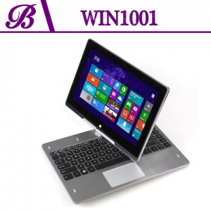 10.1 inch Windows Tablet 1280 * 800 IPS 2G + 32G Front Camera 2.0MP Rear Camera 2.0MP China Windows Tablet Solution Providers Win1001