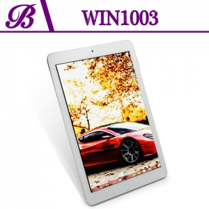 10.1inch 1280 * 800 IPS 1G + 16G Front Camera 0.3MP Rear Camera 2.0MP Windows Tablet PC Win1003