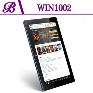 10.1inch 1280 * 800 IPS 1G + 16G Front Camera 2.0MP Rear Camera 2.0MP China  Windows Tablet PC Solution Providers Win1002