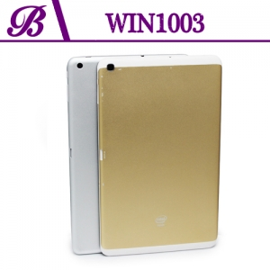 10.1inch BAYTRAIL-T Z3735G Chipset 1280 * 800 IPS 1G + 16G Front Camera 0.3MP Rear Camera 2.0MP GPS Tablet Win1003