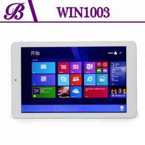 10.1inch BAYTRAIL-T Z3735G Chipset 1280 * 800 IPS 1G + 16G Front Camera 0.3MP Rear Camera 2.0MP OGS Tablet PC Win1003