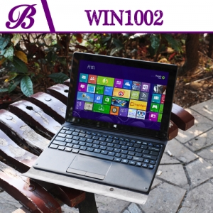 Caméra 10.1inch 2.0MP caméra frontale 2.0MP arrière 1280 fournisseurs * 800 IPS 1G + 16G Chine PC Solution Windows Tablet Win1002