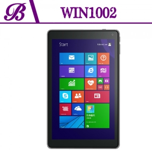 10.1inch Front Camera 2.0MP Rear Camera 2.0MP 1G + 16G 1280 * 800 IPS China Windows Tablet PC Solution Providers Win1002