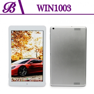 10.1inch Intel Atom BayTrail-T Z3735G 1G 16G 1280*800 IPS Front Camera 0.3MP Rear Camera 2.0MP With WIFI Bluetooth Windwos Tablet PC