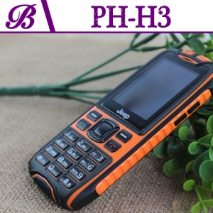 2 Inch MTK6260A Bluetooth MP3 MP4 Dual SIM  Card  Camera  Rear 0.3M 1200 MAh Battery Rugged Mobile Phone