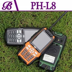 2.4 Inch 2G 64 + 64MB 240 * 320 Camera Rear 0.3M  Dual SIM 2000 MAh Battery  SupportsWalkie Talkie  MP3 BT  Camping Mobile Phones