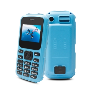 2.4inch MTK6261D 32MB+32MB 240*320 0.08MP Rear Camera GSM Colorful Feature Phone