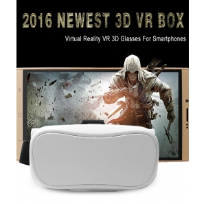2016 Newest 3D VR BOX Virtual Reality VR 3D Glasses For Smartphones BS-VR002