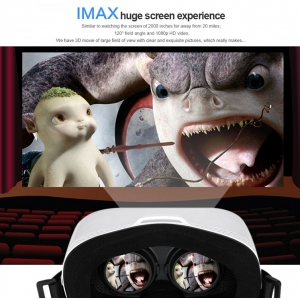 2016 Newest Product 3D VR IMAX Huge Screen Experience
