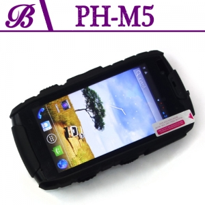4 inch Support GPS WIFI NFC Bluetooth 540*960 2600 mAh 1G + 4G Memory Military Mobile Phone S19