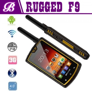 4.0inch rugged phone with PTT NFC Android 4.2  GPS WIFI BT