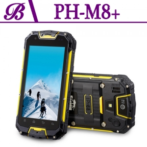 4.5 Inch Quad Core 1 + 4G Camera Front 2.0M Rear 8.0M MTK6589 3000 MAh Support WalkieTalkie NFC WIFI BT Rugged Cell Phone