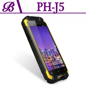 4.5inch Shockproof Android Phone With GPS WIFI  Front Camera 2.0M Rear Camera 8.0M