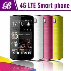 4G LTE FDD Smart Phone 1G 8G QHD avec GPS WIFI Bluetooth Appareil photo 2 / 5Mega Pixel QE5001