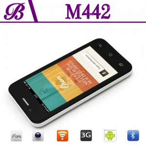 4inch 256MB 4G 800*480 TN Front Camera 0.3MP Rear Camera 2.0MP Support 3G GPS WIFI Bluetooth Intel Smart Phone