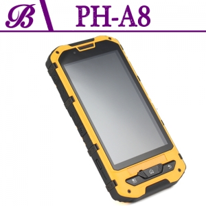 4inch 3G Android Rugged Phone with front 5.0M Rear 0.3M Camera 512MB+4G 800*480IPS