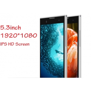 5.3inch  MTK6582+MTK6290 Quad  Core  1280*720  2GB  16GB  With 4G TD/FDD /3G /GPS/BT/WIFI  LTE Android Smart Phone L1