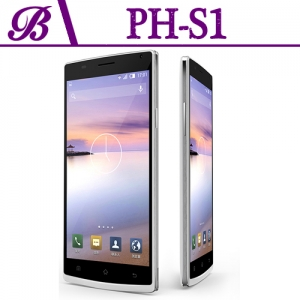 5.5 Inch 2G 3G Quad Core 962 * 540QHD 1 + 8G MTK6582  Camera Front 2.0M Rear 8.0M GPS WIFI BT Android Smart Phone