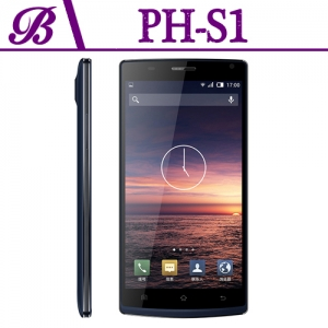 5.5inch Front Camera 2.0MP Rear Camera 8.0MP 512MB + 4G 960 * 540 QHD Battery 2500 mAh China Android Touch Smartphone Factory S1