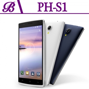 5.5inch Front Camera 2.0MP Rear Camera 8.0MP 960 * 540 QHD 512MB + 4G With GPS 3G WIFI Bluetooth   Android Touch Smartphone S1