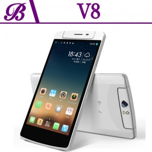 5.5inch MTK6591 Six Core 1G 16G 1280*720 IPS 13,0MP Camera With 3G GPS NFC WIFI Bluetooth Android Smart Phone