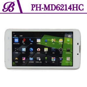5.9inch  Front  Camera 0.3MP Rear Camera 2.0MP 960 * 540IPS 1G + 8G  Mobile Phones And Tablets China 3G  Android Tablet Factory MD6214HC