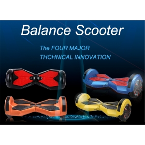 6.5inch Dual Core CPU Double Gyroscope New  Design  Two wheeled Balance Scooter