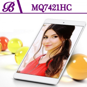 7 inch 512MB + 4G 1024 * 600 TN   Front Camera 0.3MP Rear Camera 2.0MP With 3G GPS WIFI Bluetooth 3G Android Tablet PC  MQ7421HC