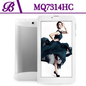 7 inch 512MB  4G 1024 * 600 TN  Front Camera 0.3MP Rear Camera 2.0MP With WIFI GPS Bluetooth 3G Android Tablet PC  MQ7413HC