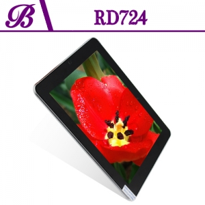 7 inch Battery 3700 mA 1G + 8G Dual  Core 1024 * 600 HD Front Camera 0.3MP Rear Camera 2.0MP Vaptop Tablet PC China Supplier RD724