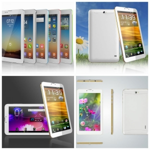 7.0inch tablet pc with WIFI GPS 3G BT Android 4.2 512MB+4G