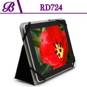 7inch 1024 * 600 HD 1G + 8G Battery 3700 mAh Front Camera 0.3MP Rear Camera 2.0MP Vaptop Tablet PC China Supplier RD724
