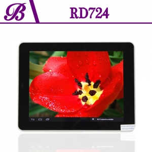 7inch Front Camera 0.3MP Rear Camera 2.0MP Battery 3700 mAh 1G + 8G 1024 * 600 HD Vaptop Tablet PC China Supplier RD724