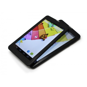 7inch MTK8312 Dual Core 1024*600 1G 16G Front Camera 0.3MP Rear Camera 2.0MP With 3G GPS WIFI Bluetooth IPS Tablet PC MD721