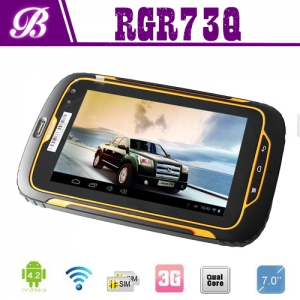7inch RK RK3188T Quad core   1G+16G 1280*800 IPS  3G GSM GPS Wifi  BT Tablet PC