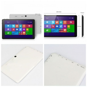 8 inch internet windows 1G+16G 800*1280 ips screen tablet pc