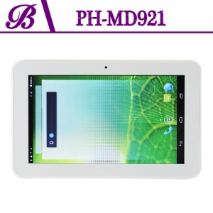 9inch Bluetooth Support  WIFI GPS 1024 * 600 HD 512 + 4G Dual Core 3G Android Tablet PC MD921