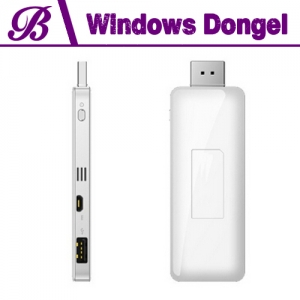Andriod e Windows8.1 sistemi duali Quad Core di Windows Dongle