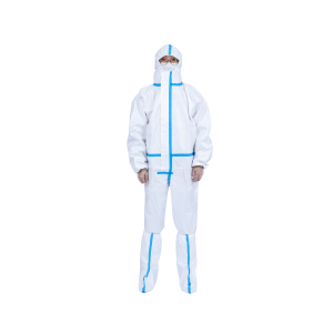 Aseptic medical disposable protective clothing