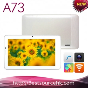 7inch  G+P 5point Touch Android 4.0 Boxchip A13  tablet pc