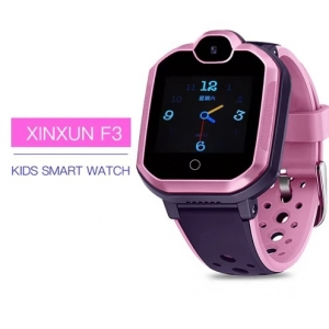 Child GPS tracker smart baby watch kids smartwatch for children with SIM phone SOS function