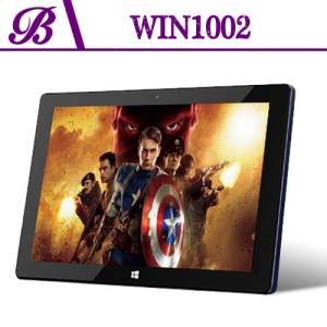 China  Windows Tablet PC Solution Providers 10.1inch Front Camera 2.0MP Rear Camera 2.0MP 1G + 16G 1280 * 800 IPS Win1002