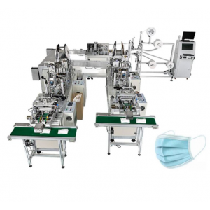 Face mask making machine full automatic face mask machine automatic line