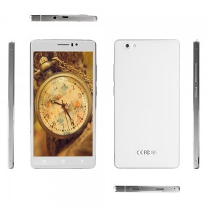 New Product 6inch MTK6580 Quad Core 1GB 8GB 960*540 5.0MP Camera Android 5.1 Big Screen Mobile Phone  MQ6001