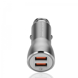 OEM/ODM 2 USB Quick Charge 3.0 Car Charger CL-1801