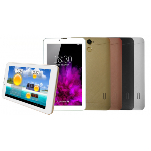 "7"" MTK8321 Quad Core 1024*600 IPS Android 4.4 GPS 3G Calling Tablet PC"