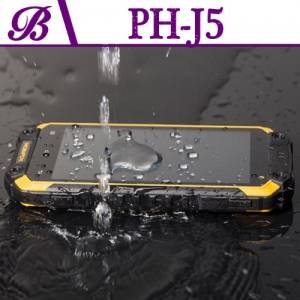Dustproof Mobile Phone  With 1G+16G Memory 1280*720 Resolution GPS WIFI