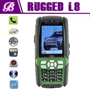 hot sale IP67 waterproof mobile rugged cell phone unlocked