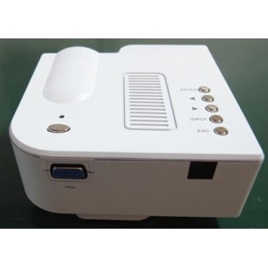 hot sell mini projector UC28 for LED 48 lux